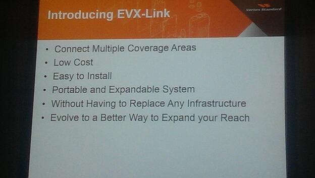 New EVX-Link System Announced