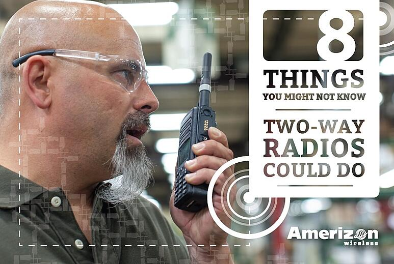 8 Things You Might Not Know Two-Way Radios Could Do