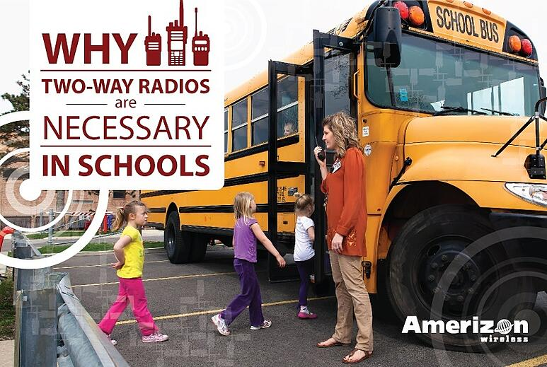 Why Two-Way Radios Are Necessary In Schools