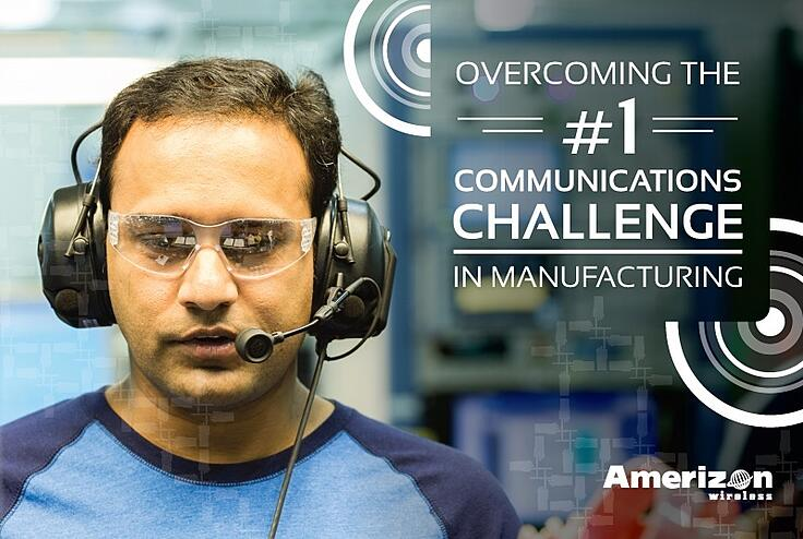 Motorola Radios - Overcoming the #1 Challenge in Manufacturing
