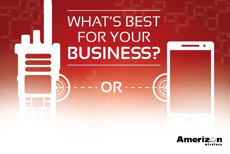 Two-Way Radio or Cell Phone: What's Best for Your Business?